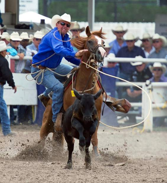 Champions crowned at Cheyenne Frontier Days Rodeo   TSLN com
